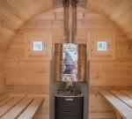 Установка бака для нагрева воды на 55 л.