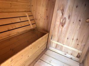 Рундук (ящик для дров)